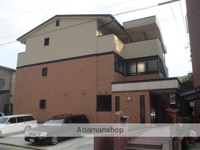 愛知県名古屋市西区、庄内通駅徒歩13分の築14年 3階建の賃貸マンション