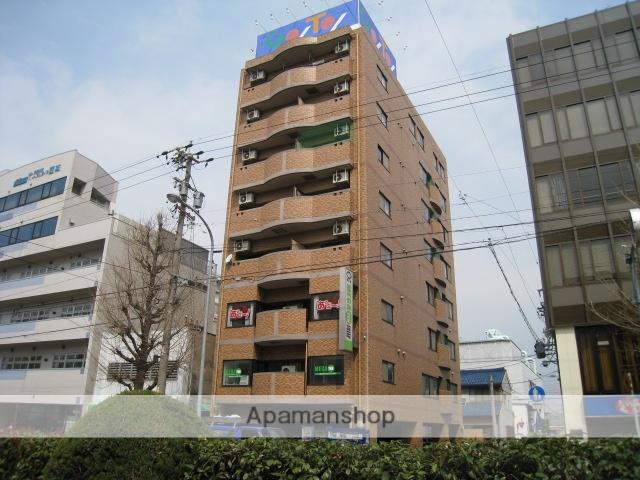 愛知県名古屋市西区、黒川駅徒歩18分の築23年 8階建の賃貸マンション