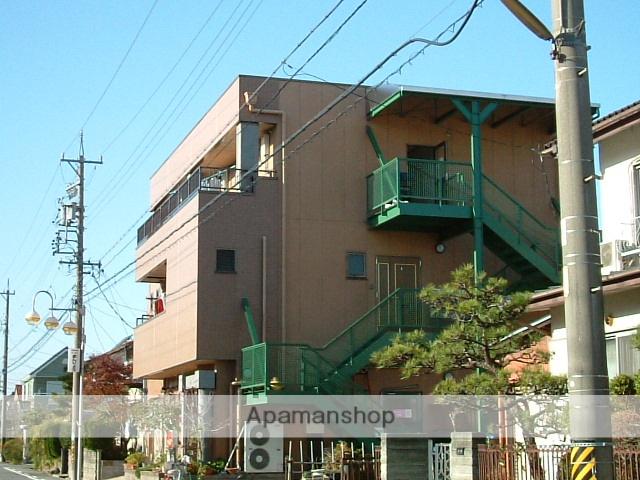 愛知県安城市、三河安城駅徒歩10分の築14年 3階建の賃貸マンション