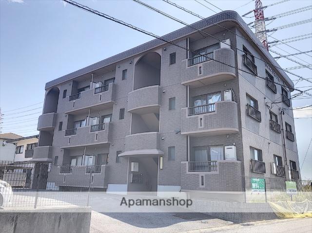 愛知県碧南市、碧南駅徒歩16分の築17年 3階建の賃貸マンション