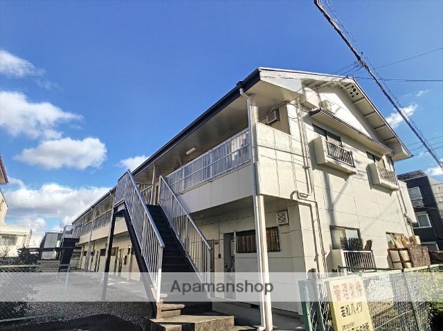 愛知県刈谷市、刈谷駅徒歩7分の築33年 2階建の賃貸アパート