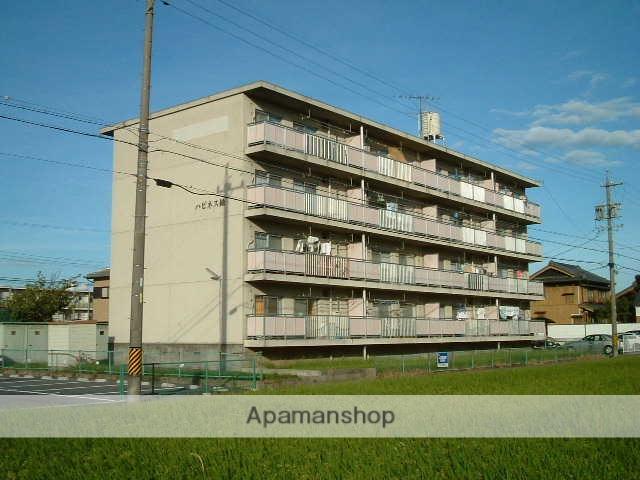 愛知県安城市、三河安城駅徒歩16分の築38年 4階建の賃貸マンション