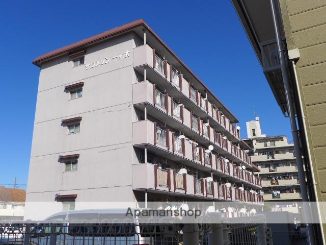 愛知県刈谷市、一ツ木駅徒歩3分の築29年 5階建の賃貸マンション