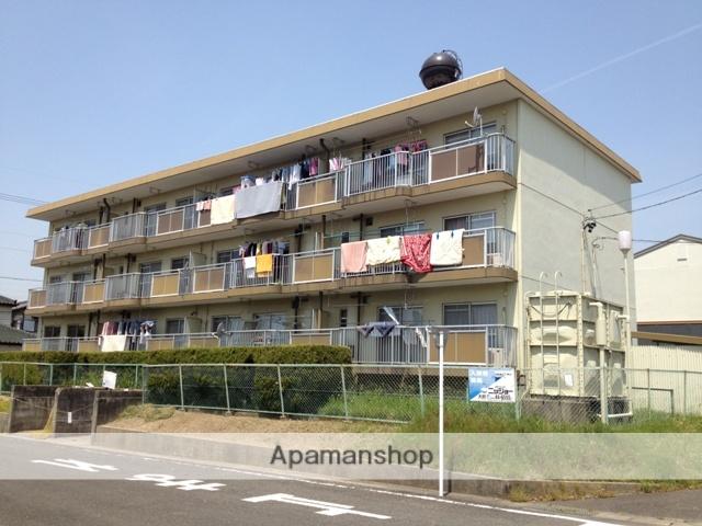 愛知県知多郡東浦町、巽ヶ丘駅徒歩10分の築33年 3階建の賃貸マンション
