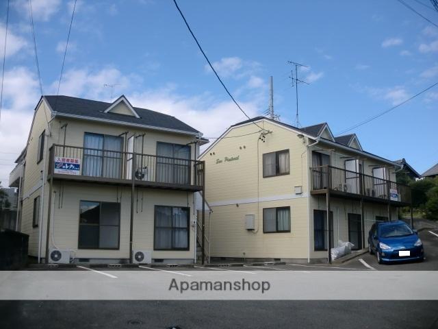 愛知県大府市、大府駅徒歩27分の築28年 2階建の賃貸アパート