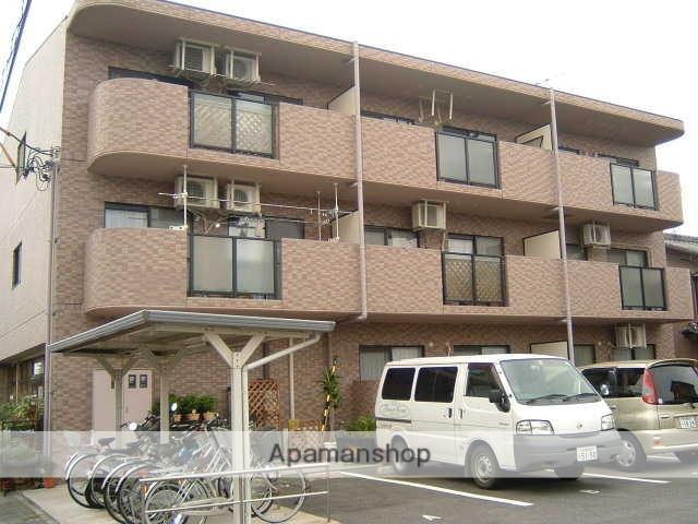 愛知県大府市、大府駅徒歩14分の築17年 3階建の賃貸マンション