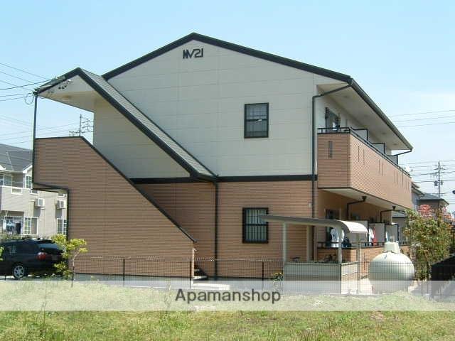 愛知県知多郡東浦町、石浜駅徒歩9分の築14年 2階建の賃貸アパート