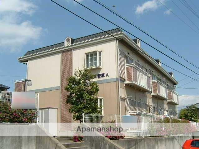 愛知県大府市、大府駅徒歩15分の築28年 2階建の賃貸アパート