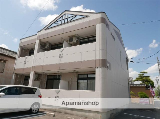 愛知県知多郡東浦町、石浜駅徒歩6分の築17年 2階建の賃貸アパート