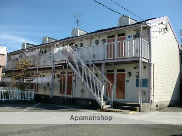 愛知県大府市、大府駅徒歩20分の築28年 2階建の賃貸アパート