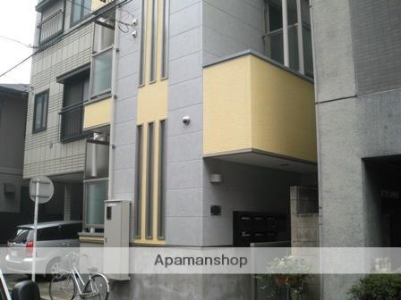 愛知県名古屋市瑞穂区、桜山駅徒歩3分の築9年 3階建の賃貸アパート