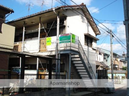 愛知県名古屋市南区、豊田本町駅徒歩3分の築43年 2階建の賃貸アパート