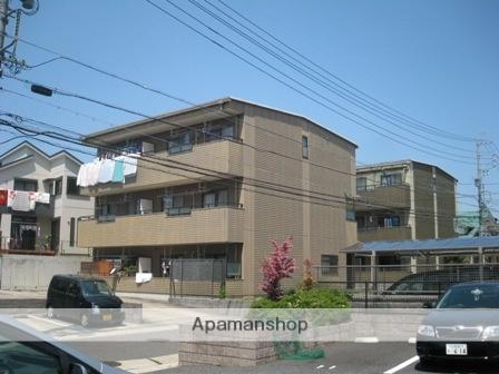 愛知県名古屋市緑区、平針駅市バスバス17分白土南下車後徒歩4分の築20年 3階建の賃貸マンション