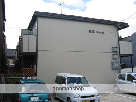 愛知県名古屋市瑞穂区、瑞穂区役所駅徒歩11分の築33年 2階建の賃貸アパート