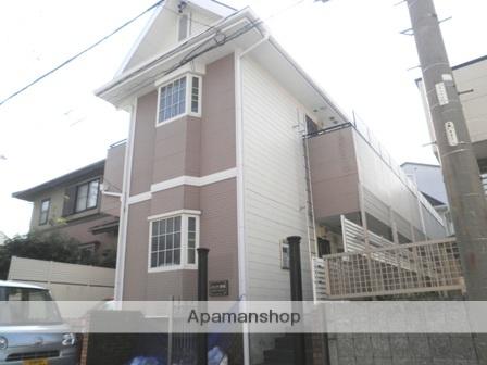 愛知県名古屋市南区、新瑞橋駅徒歩7分の築27年 2階建の賃貸アパート
