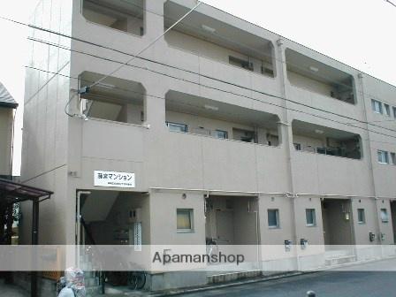 愛知県名古屋市瑞穂区、妙音通駅徒歩7分の築40年 3階建の賃貸マンション