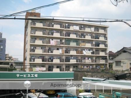 愛知県名古屋市南区、本笠寺駅徒歩6分の築42年 7階建の賃貸マンション