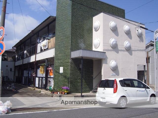 愛知県名古屋市南区、呼続駅徒歩7分の築33年 2階建の賃貸アパート