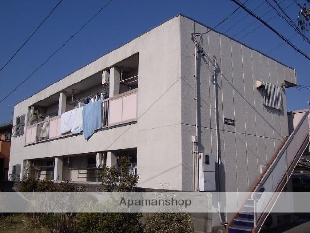 愛知県名古屋市南区、本星崎駅徒歩9分の築28年 2階建の賃貸アパート