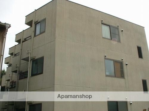 愛知県名古屋市瑞穂区、桜山駅徒歩17分の築25年 3階建の賃貸マンション