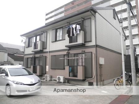 愛知県名古屋市瑞穂区、堀田駅徒歩8分の築22年 2階建の賃貸アパート