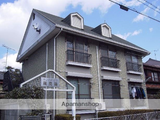 愛知県名古屋市瑞穂区、瑞穂区役所駅徒歩11分の築28年 2階建の賃貸アパート