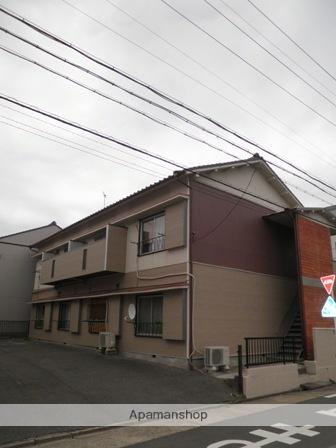 愛知県名古屋市南区、新瑞橋駅徒歩10分の築45年 2階建の賃貸アパート