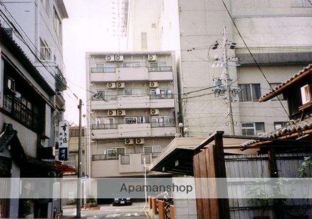 愛知県名古屋市瑞穂区、堀田駅徒歩2分の築27年 5階建の賃貸マンション