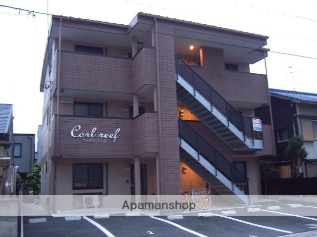 愛知県名古屋市瑞穂区の築15年 3階建の賃貸マンション