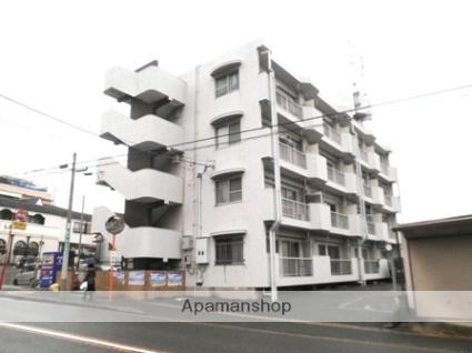 愛知県名古屋市瑞穂区、瑞穂運動場東駅徒歩17分の築39年 4階建の賃貸マンション