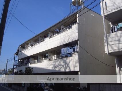 愛知県名古屋市南区、呼続駅徒歩5分の築29年 3階建の賃貸マンション