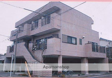 愛知県名古屋市瑞穂区、瑞穂区役所駅徒歩5分の築30年 3階建の賃貸マンション