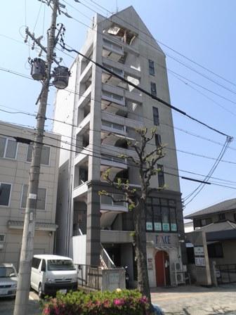 愛知県名古屋市瑞穂区、瑞穂区役所駅徒歩12分の築21年 8階建の賃貸マンション