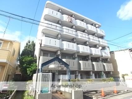 愛知県名古屋市南区、笠寺駅徒歩10分の築25年 5階建の賃貸マンション