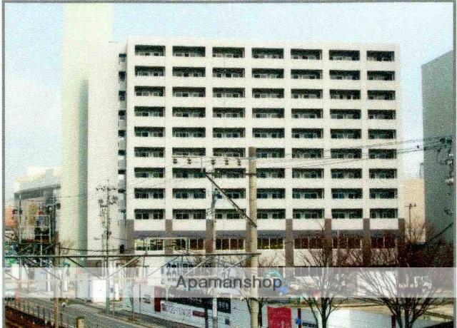 愛知県名古屋市熱田区、金山駅徒歩15分の築9年 11階建の賃貸マンション