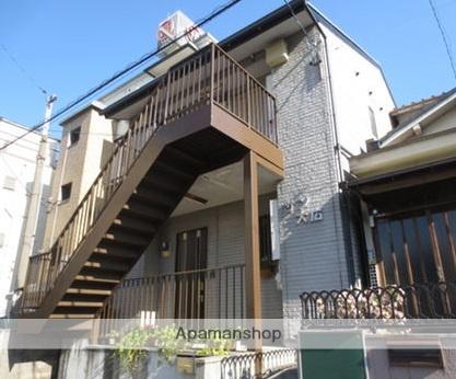 愛知県名古屋市瑞穂区、瑞穂運動場西駅徒歩10分の築19年 2階建の賃貸アパート