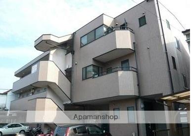 愛知県名古屋市南区、大同町駅徒歩16分の築22年 3階建の賃貸マンション