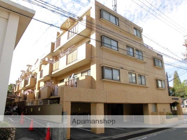 愛知県名古屋市南区、本笠寺駅徒歩10分の築27年 4階建の賃貸マンション