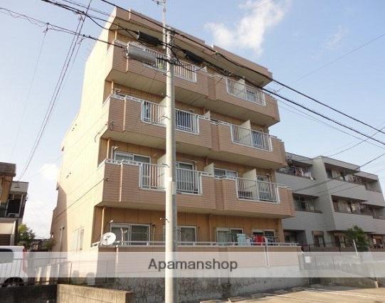 愛知県名古屋市瑞穂区、神宮前駅徒歩19分の築19年 4階建の賃貸マンション