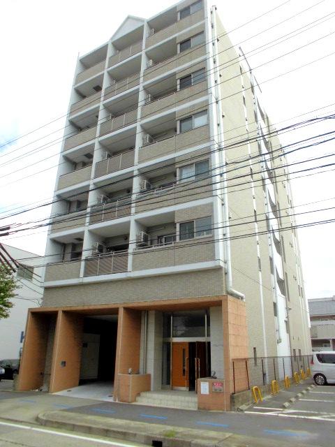 愛知県名古屋市瑞穂区、瑞穂運動場東駅徒歩7分の築10年 7階建の賃貸マンション