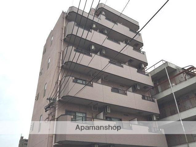 愛知県名古屋市南区、大同町駅徒歩17分の築21年 6階建の賃貸マンション