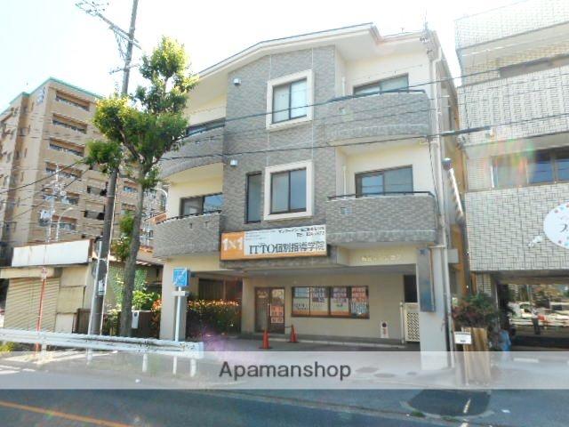 愛知県名古屋市南区、桜駅徒歩13分の築19年 3階建の賃貸マンション