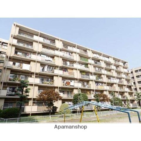 愛知県名古屋市南区、新瑞橋駅徒歩2分の築47年 7階建の賃貸マンション