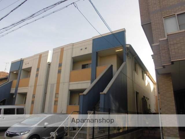 愛知県名古屋市南区、大同町駅徒歩3分の築10年 2階建の賃貸アパート