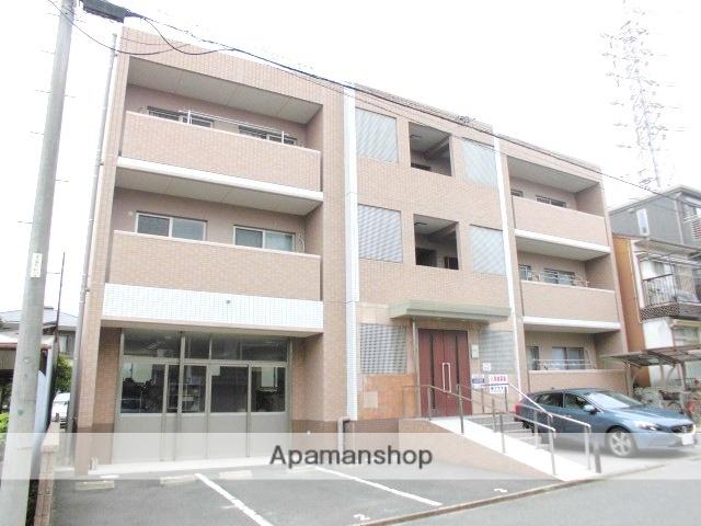 愛知県名古屋市南区、笠寺駅徒歩9分の築10年 3階建の賃貸マンション