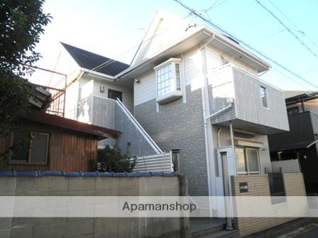 愛知県名古屋市南区、道徳駅徒歩12分の築25年 2階建の賃貸アパート