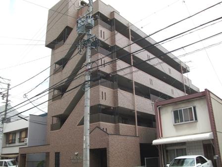 愛知県名古屋市瑞穂区、妙音通駅徒歩11分の築19年 5階建の賃貸マンション
