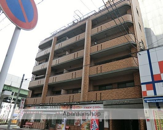 愛知県名古屋市瑞穂区、堀田駅徒歩3分の築24年 7階建の賃貸マンション