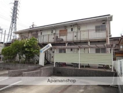 愛知県名古屋市南区、本星崎駅徒歩6分の築28年 2階建の賃貸アパート