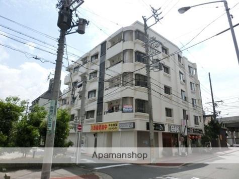愛知県名古屋市瑞穂区、堀田駅徒歩5分の築28年 5階建の賃貸マンション